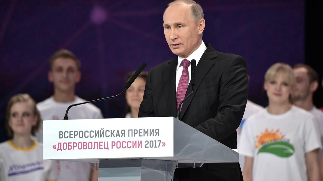 Владимир Путин: «власти небудут препятствовать участию русских спортсменов вОлимпиаде»
