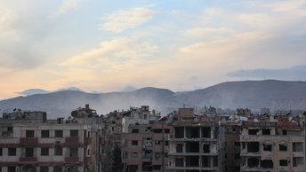 США три часа бомбили людей в Дейр-эз-Зоре стратегическими бомбардировщиками
