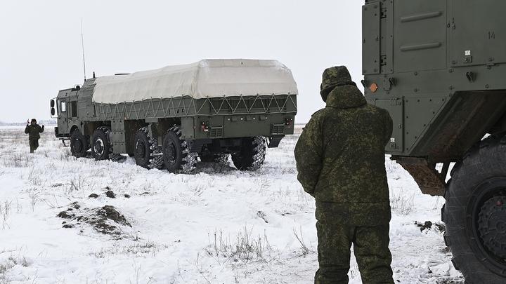 Российские военные ЦВО и ВВО провели внезапную проверку боеготовности