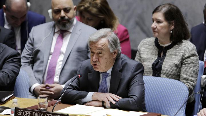 Терезе Мэй в ООН намекнули на слабость обвинений в адрес России