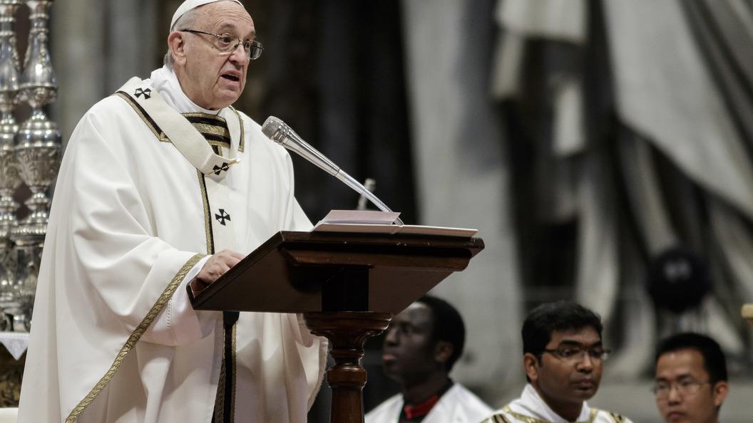 «Ада нет»: Папа Римский проговорился вбеседе сатеистом