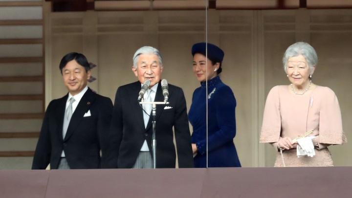 Новая эра для Японии: Император Акихито отрекается от престола и уходит на покой