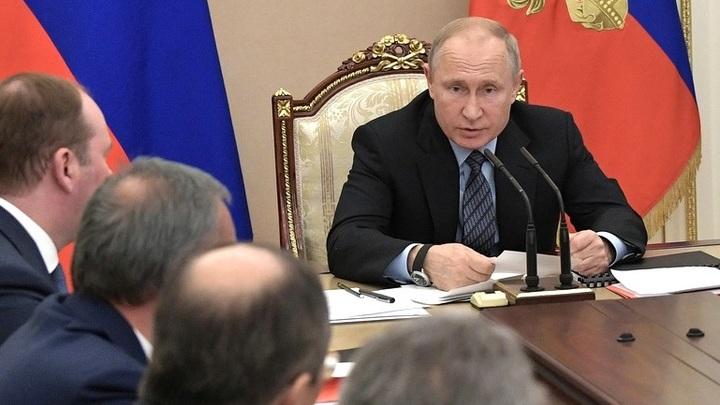 Путин вместо форума Реки России проведёт встречу с Шойгу по трагедии с подводниками