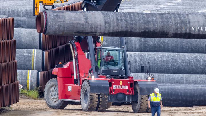 Названа цена остановки Северного потока - 2: В Германии заявили об угрозе энергобезопасности