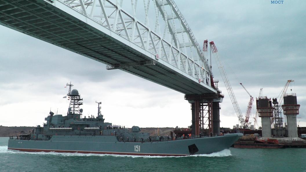 США сделали укол храбрости Киеву, заявившему о наведении ракет на Крымский мост