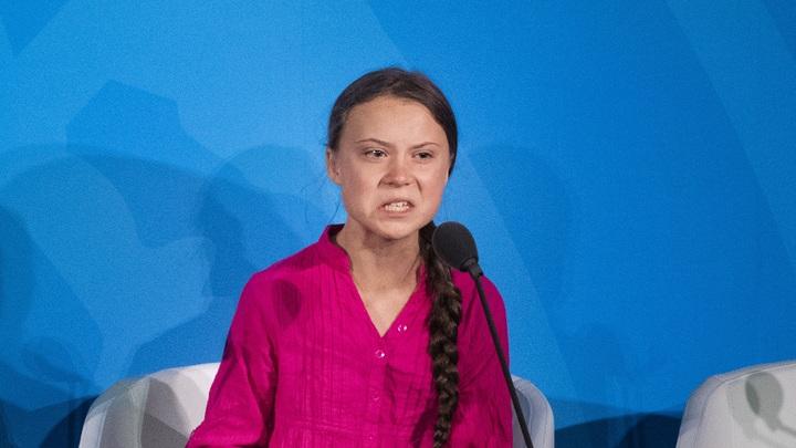 Пожалуйста, отправляйся в школу: Не признающая самолёты Грета Тунберг просит помощи в пересечении океана