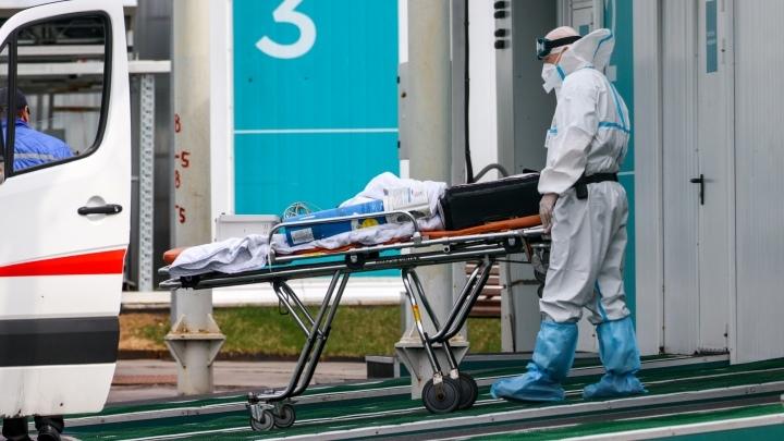 Еще 61 кузбассовец заболел коронавирусом, один из заболевших умер