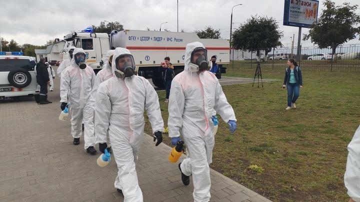 МЧС Московской области из-за коронавируса работает в режиме повышенной готовности