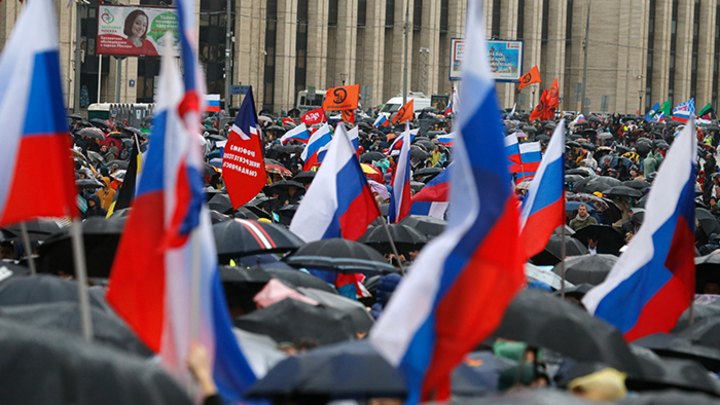 Зажралась ли Москва? Чем вызвана протестная активность