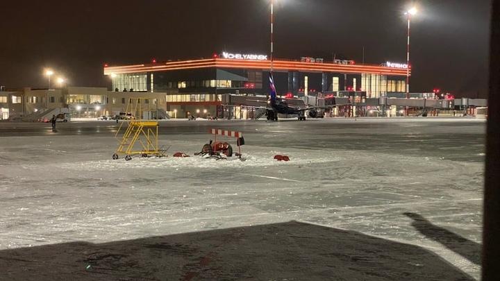 Челябинский урбанист предложил убрать медиаэкран с кольца на дороге в аэропорт