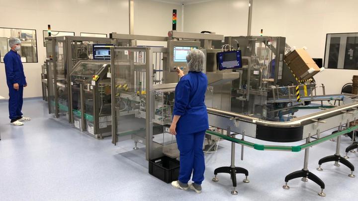 275 тысяч упаковок в сутки: В Самарской области будут делать лекарство от коронавирусной инфекции