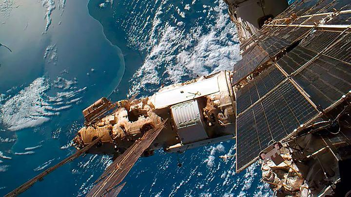 Отель в открытом космосе: МКС кончается