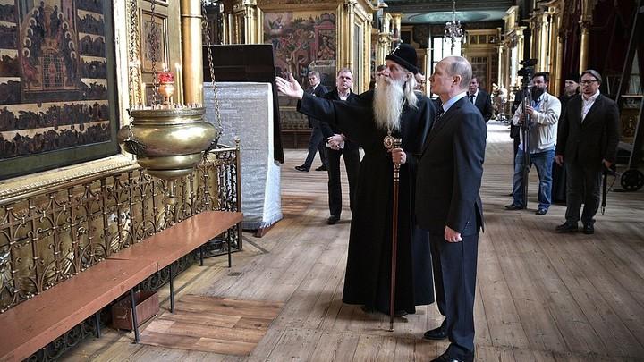 Митрополит Корнилий: Посещение Путиным Рогожского духовного центра – попытка возродить русское духовное единство