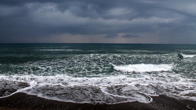 Паром с 50 пассажирами исчез в Тихом океане