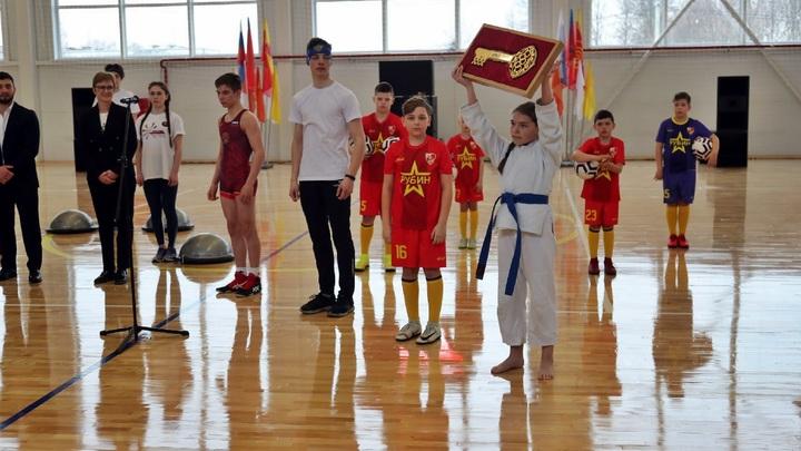 Во Владимирской области открыт новый поселковый спортивный комплекс