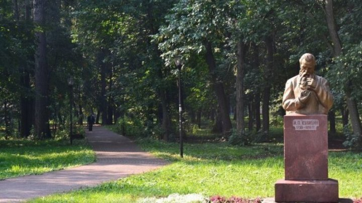 Окончание благоустройства нижегородского парка Кулибина перенесли на 1 октября
