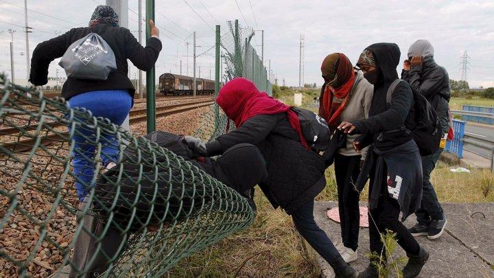 Очумели совсем? Европа просит у Беларуси защиты от мигрантов из Азии