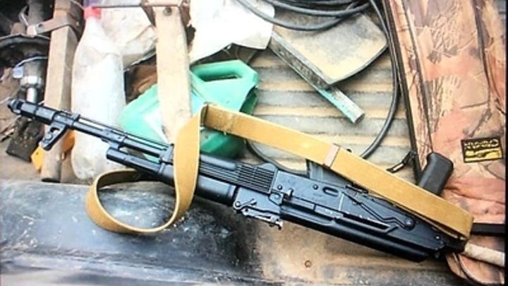 Житель Забайкалья незаконно хранил у себя дома самодельный карабин и боеприпасы