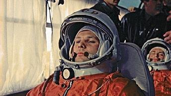 Юрий Гагарин: Он всех нас позвал в космос