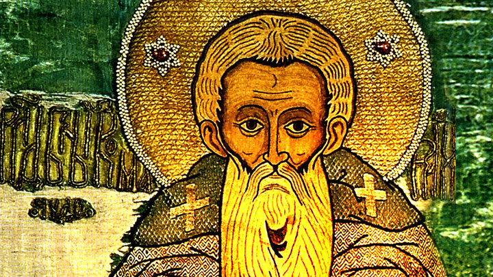 Преподобный Косма Яхромский. Православный календарь на 3 марта