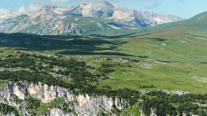 Природоохранные организации против: На плато Лагонаки создадут биосферный полигон