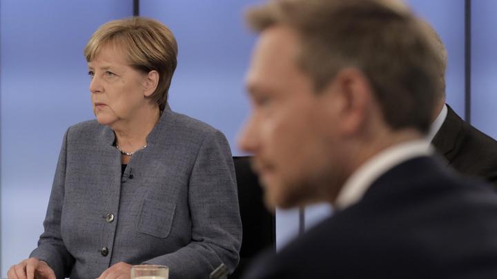Синдром усталости: Четвертый срок Меркель пройдет под улюлюкание