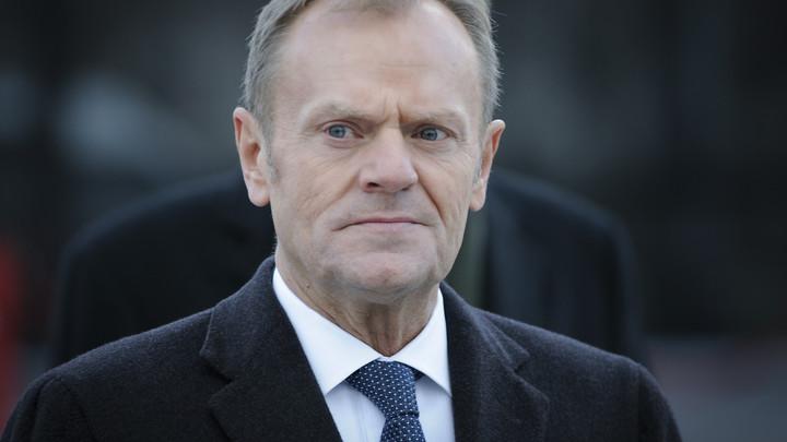 У главы Евросовета испортился сон из-за подозрений властей Польши в реализации плана Кремля