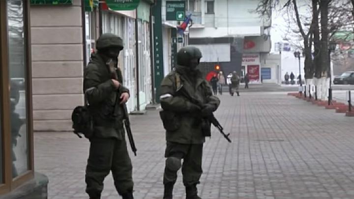 Провокаторы в Луганске призывают взять в руки оружие иначать стрельбу