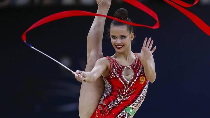 Екатерина Селезнёва первенствовала на этапе Гран-при по художественной гимнастике