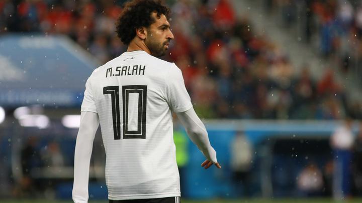 Салах не видит причин для отказа выходить на поле в заключительном матче ЧМ-2018