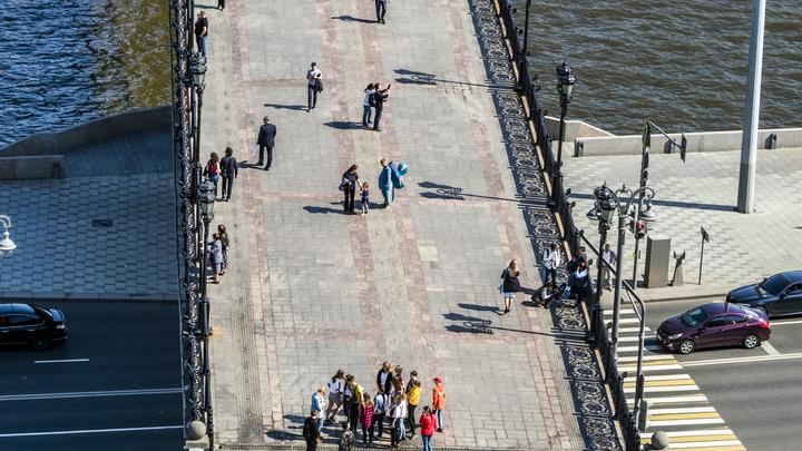 В Новосибирске построят пешеходный мост к Михайловской набережной