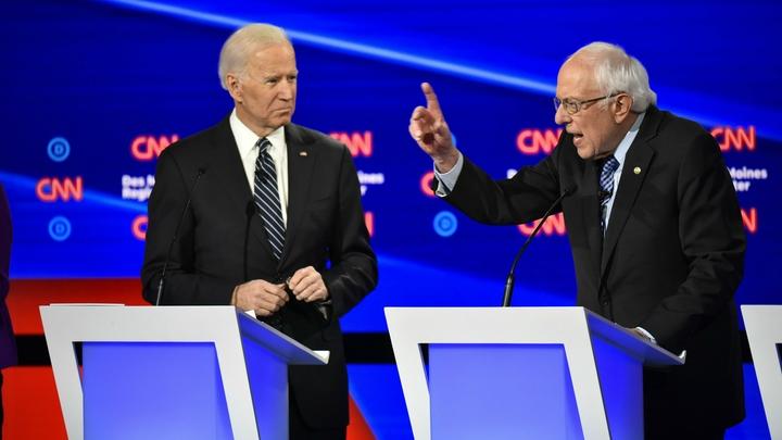 И тут Темнейший? В США разгадали, кто стоит за ляпами в предвыборных речах Байдена