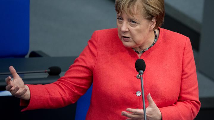 Меркель обвинила США в нарушении прав Германии