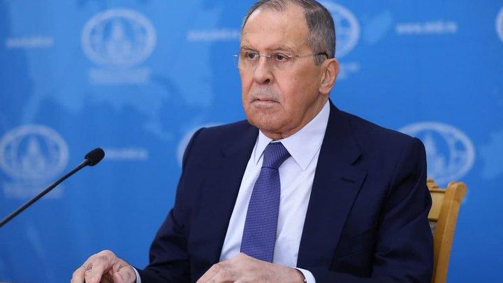 Лавров на примере НАТО и России показал казус демократии