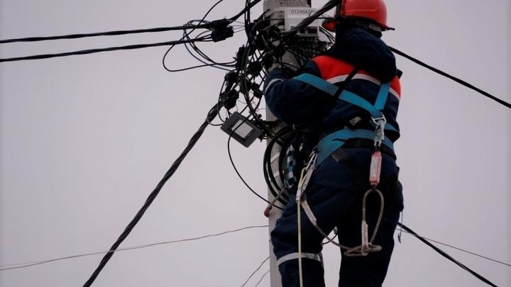 Электричество восстановили в трех районах Забайкалья
