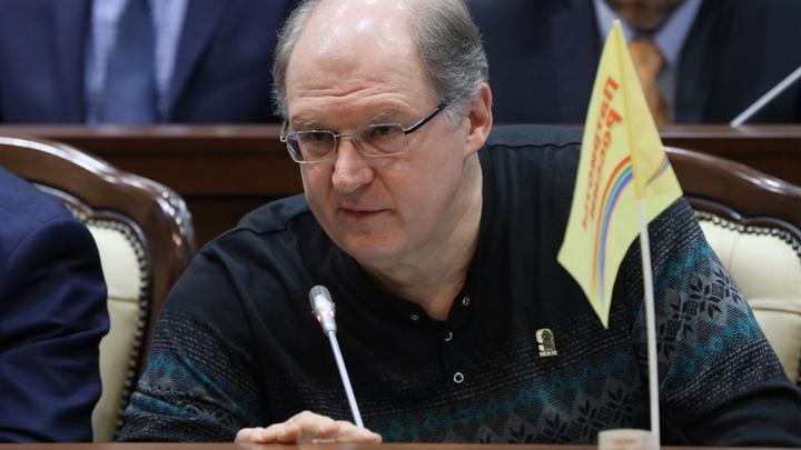 За свободу без давления: калининградский депутат ушёл от ответов на русские вопросы