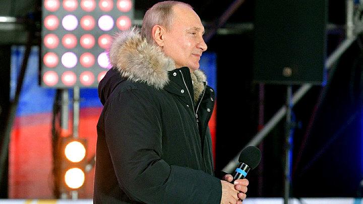 Брат ты мне: Услышат ли украинцы Путина