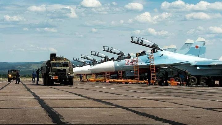 В парке Победы Читы пройдет выставка армейской техники