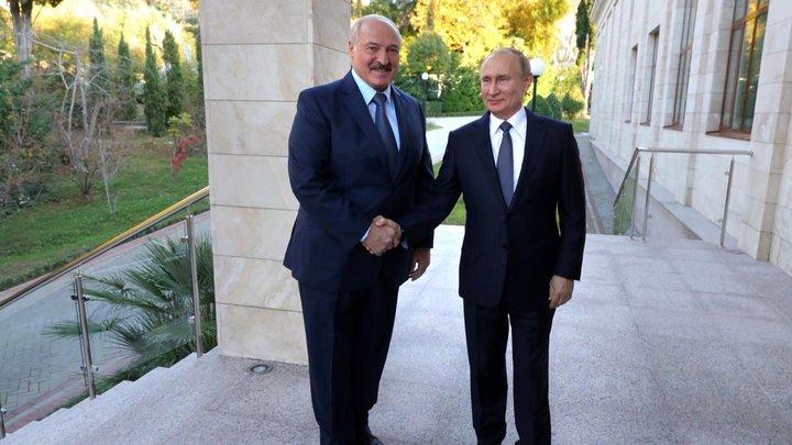Путин и Лукашенко заключили новое соглашение: Русскую вакцину испытают на белорусах