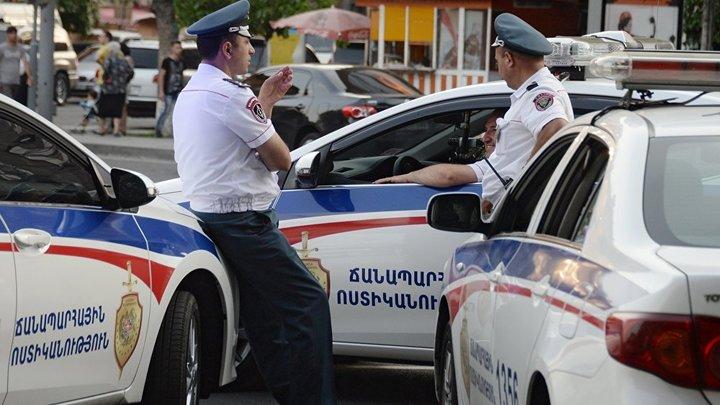 Человек распространявший листовки против блока Кочаряна явился в полицию