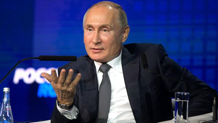 «Игра на обострение»: Что сказал Путин об украинской провокации в Керченском проливе