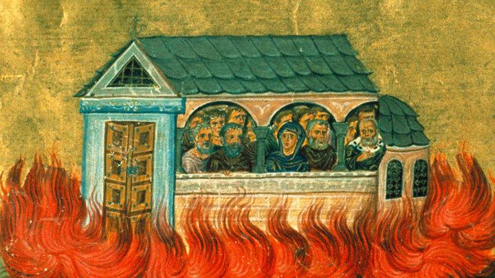 Никомидийские мученики. Православный календарь на 10 января