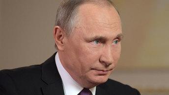 Цветная революция? Путин не допустит!