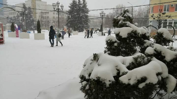 В Челябинской области снова ударят холода под минус -28°C