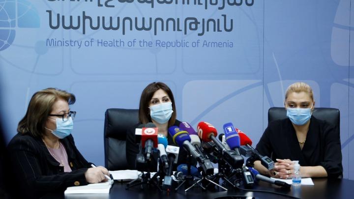 В Армении не будут вакцинировать «Спутником V» людей старше 55 лет