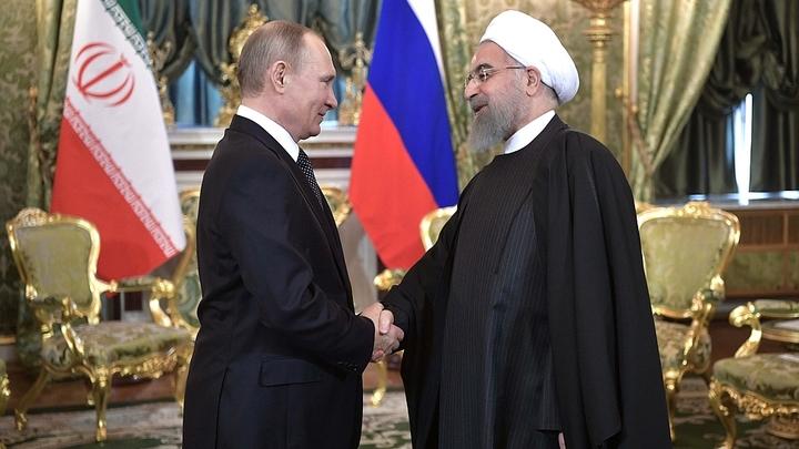 Владимир Путин: Мыэффективно работаем с Ираном по всем направлениям