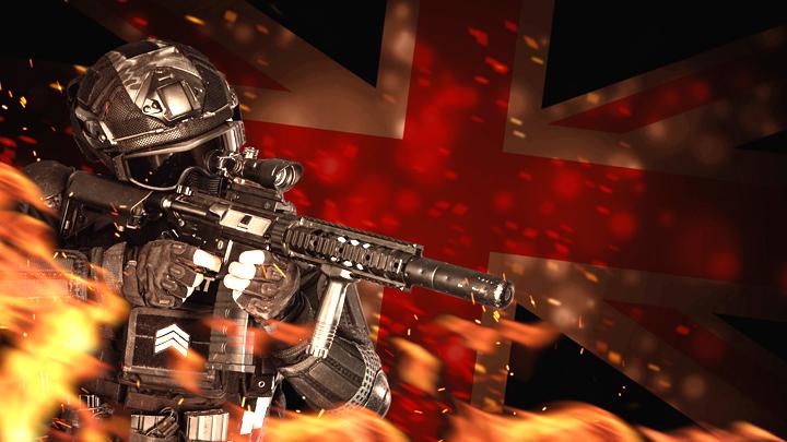 Британия направляет свой спецназ вместо террористов на Россию