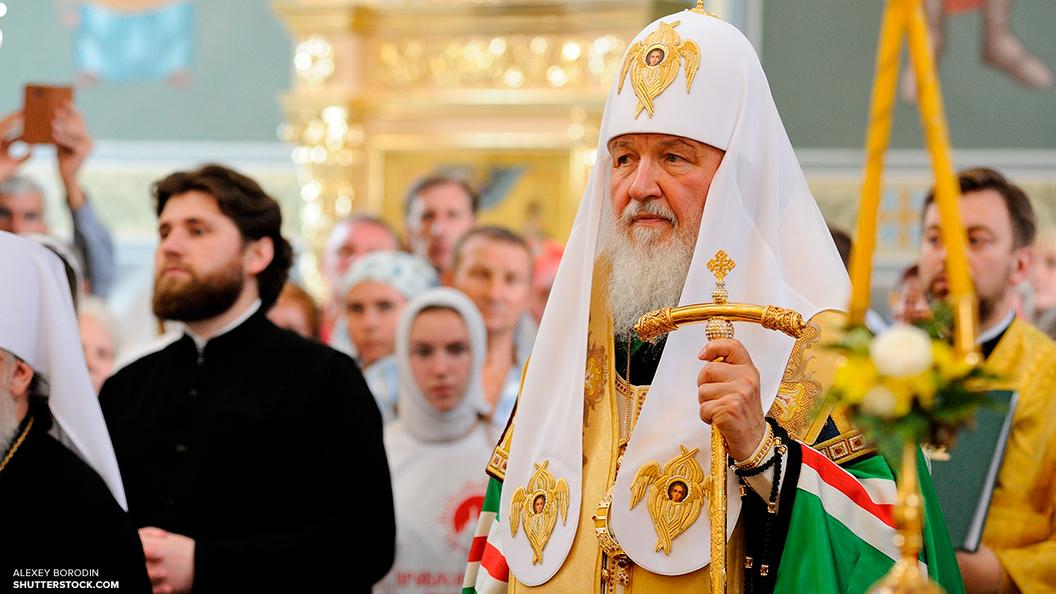 Патриарх Кирилл призвал верующих подражать добродетелям Николая Чудотворца