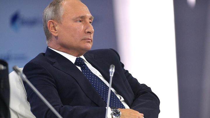 Путин заткнул западные СМИ, нагнетающие радиационную панику в Северодвинске