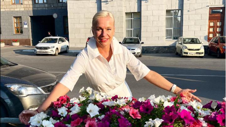 Вице-мэр Анна Терешкова обвинила новосибирцев в отмене Дня города